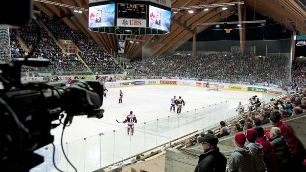 Eisstadion Davos